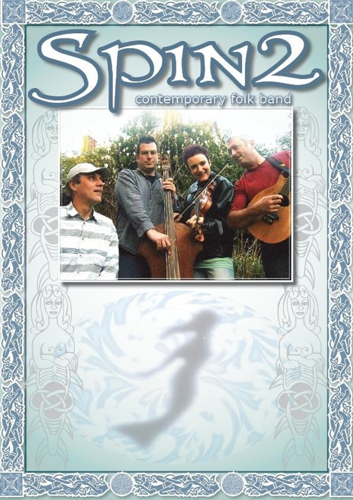 spin2 live poster